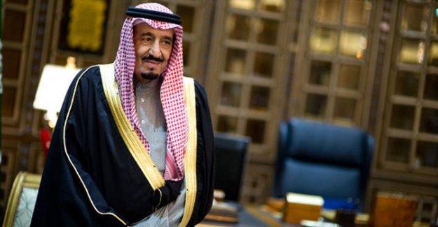 Suudi Kralı Selman Türkiye'ye geliyor