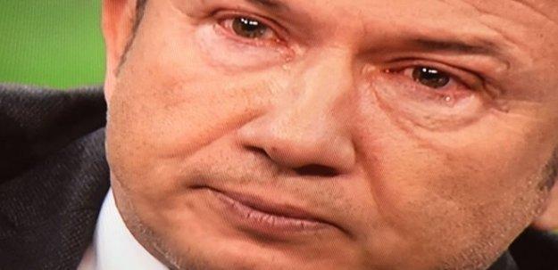 Tanju Çolak futbolun haline ağladı