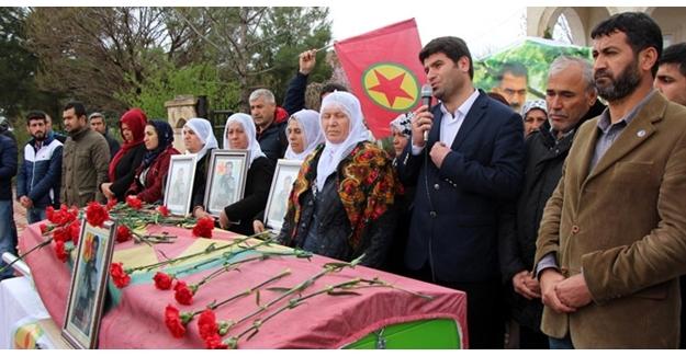 Terörist cenazesine katılan HDP'li vekil sert konuştu