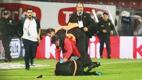 Trabzon'da saldırıya uğrayan hakem konuştu
