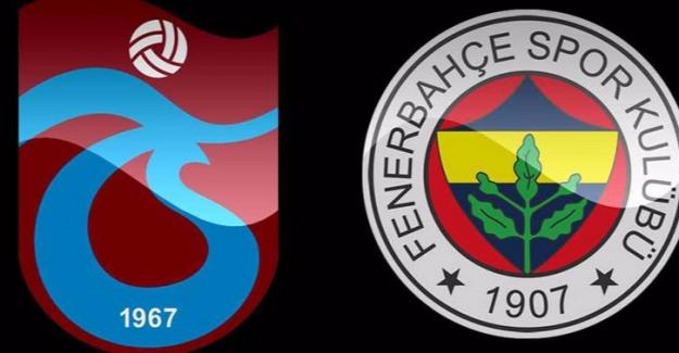 Trabzonspor-Fenerbahçe Maç Tarihi Belli Oldu!