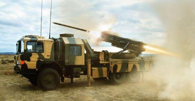 TSK'nın 'Sniper Roketi' Roketsan'dan geldi!