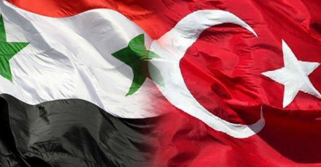 Türkiye'yle Suriye gizli görüşüyorlar