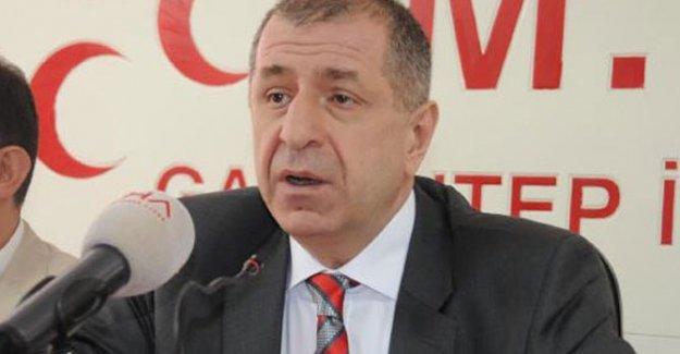 Ümit Özdağ MHP için başkan adayı olacak mı?