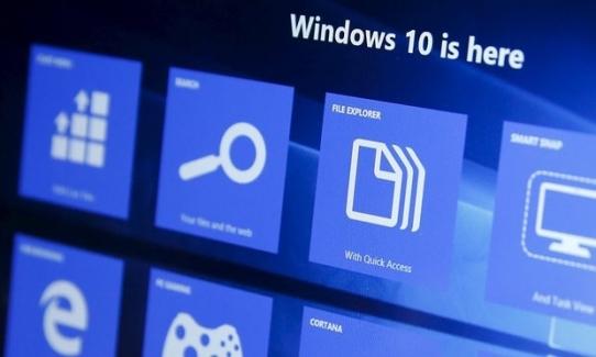 Windows 10 görev çubuğu güncellemesi