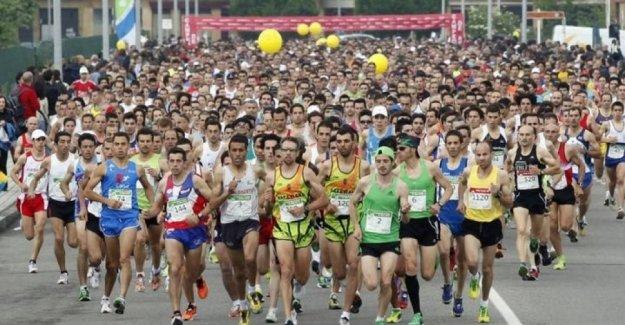 Yarın yollara maratoncuların