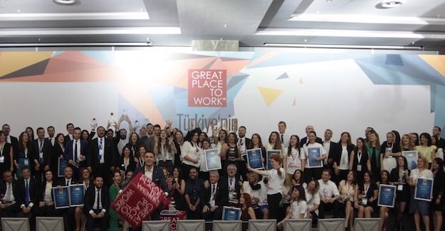 2016 Türkiye'nin En İyi İşverenleri Listesi Belirlendi