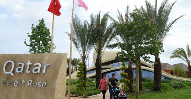 300 Yıllık 'Çöl Gölü' EXPO 2016'da Sergileniyor
