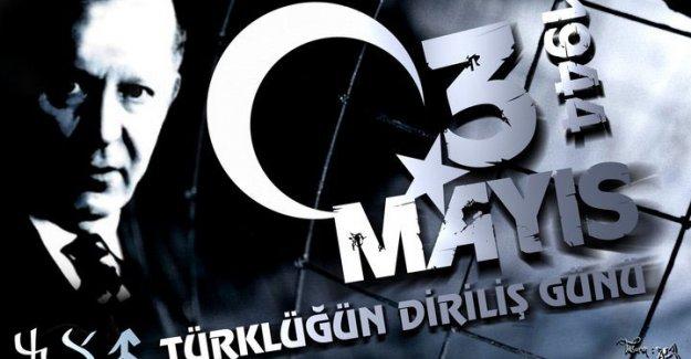 3 Mayıs Türkçülük Bayramı nedir?