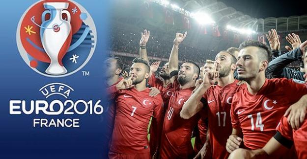A Milli Takım'ın EURO 2016 kadrosu belli oldu