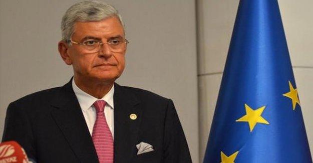 AB Bakanı Volkan Bozkır: Vize muafiyeti konusunda umutlarımız azaldı