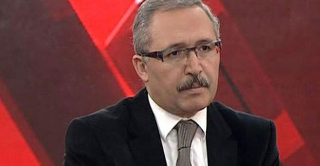 Abdulkadir Selvi kritik görüşmede neler konuşuldu açıkladı
