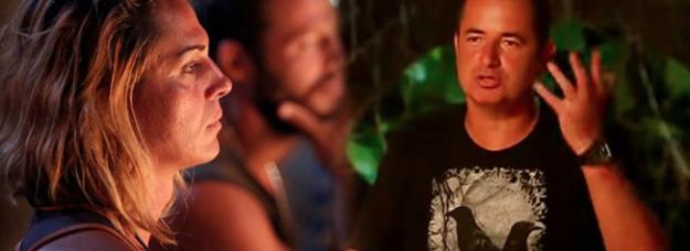 Acun Ilıcalı, Survivor Nagihan'la olan ilginç diyalogunu yayınladı