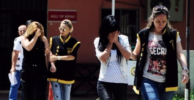 Adana'da fuhuş yaptıran çift yakalandı