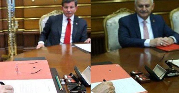 Ak Saray'da çekilen iki fotoğrafın sırrı