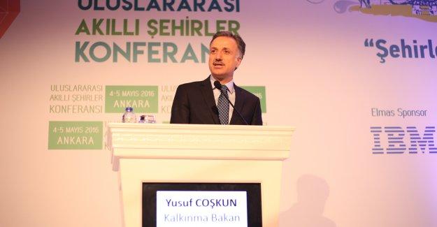 Akıllı Şehirler Geliyor! Ankara Pilot Şehir Seçildi