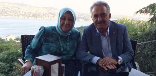 AKP'li Hayati Yazıcı'nın eşi Selma Yazıcı'dan kabine eleştirisi