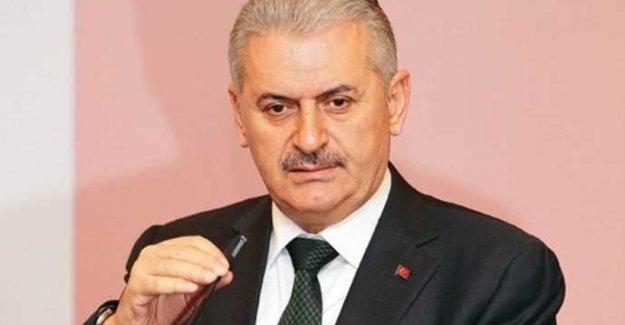 AKP'de ilk Oylamada Binali Yıldırım Öne Çıktı!