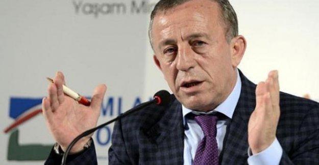 Ali Ağaoğlu'nun skandal sözlerine soruşturma açıldı