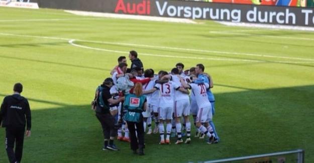 Bayern Münih üst üste 4.kez şampiyon