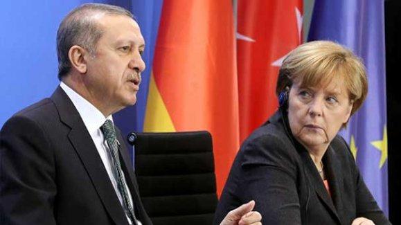 Almanya'dan Erdoğan'a vize tepkisi