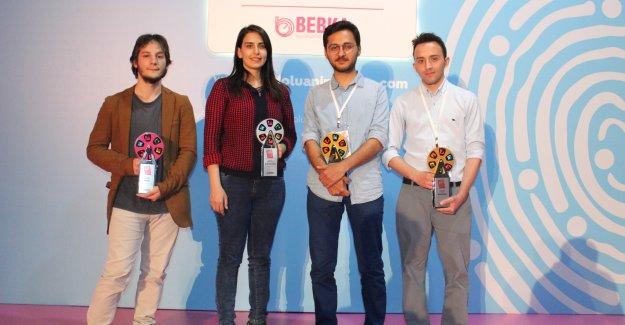 """Animasyon Film Festivalinde Büyük Ödül """"Altın Vuruş"""" 'a"""