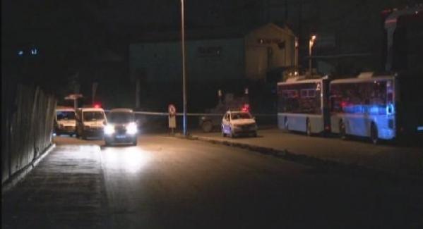 Ataşehir'de akaryakıt istasyonuna molotofkokteyli saldırı düzenlendi