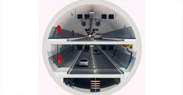 Avrasya Tüneli 8 ay erken bitecek