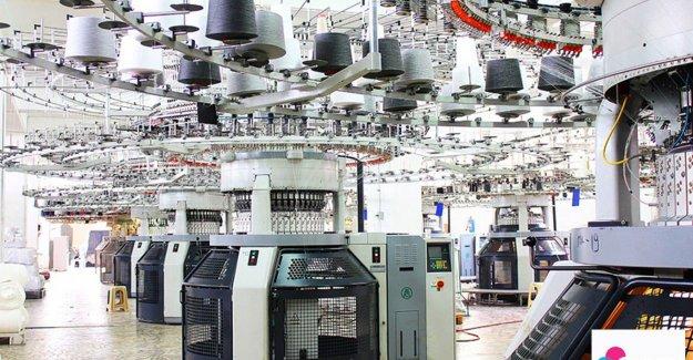 Avrupa'nın en büyük polyester iplik üretim merkezi Korteks EVTEKS'te