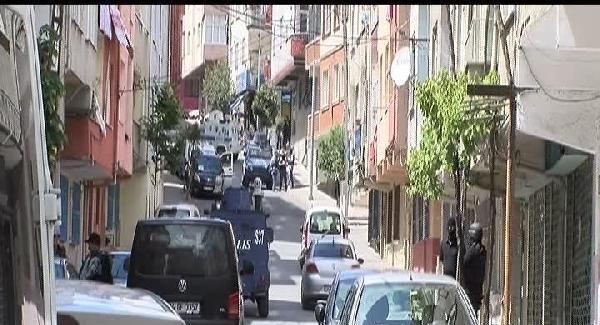 Bağcılar'da terör operasyonu düzenlendi