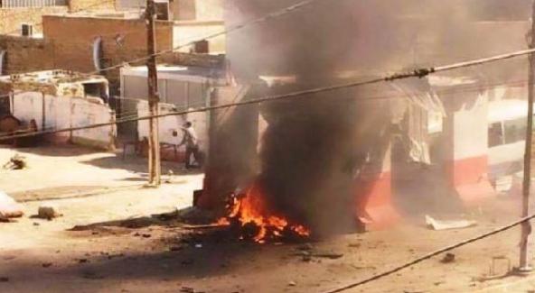 Bağdat'ın 3 ayrı bölgesinde canlı bomba saldırısı düzenlendi