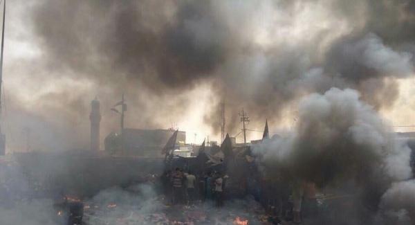 Bağdat'ta bombalı saldırı: 8 ölü 25 yaralı