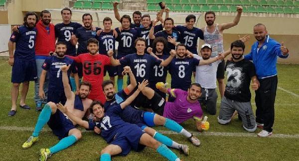 Balıkesir Üniversitesi Türkiye Şampiyonu oldu