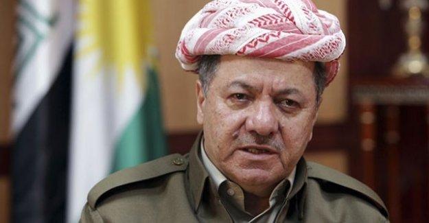 Barzani: Kürtlerin devleti olmalı