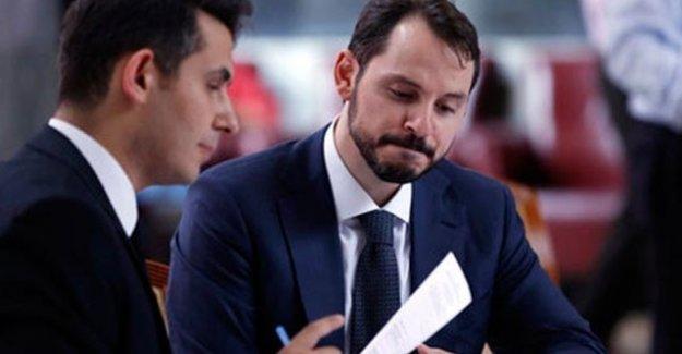 Berat Albayrak Davutoğlu'nu takibi bıraktı