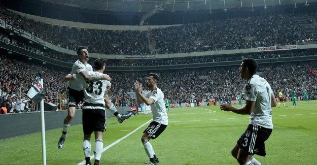 Beşiktaş'tan TFF'ye 'Arena' başvurusu