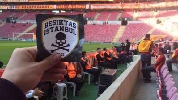 Beşiktaşlı bir taraftar TT Arena'ya gizlice girince olanlar oldu!