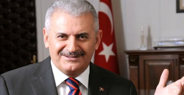 Binali Yıldırım Twitter'dan teşekkür mesajı yayınladı