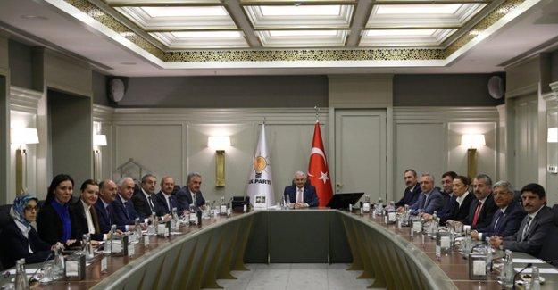 Binali Yıldırım: Erdoğan lider, biz ekibiyiz!