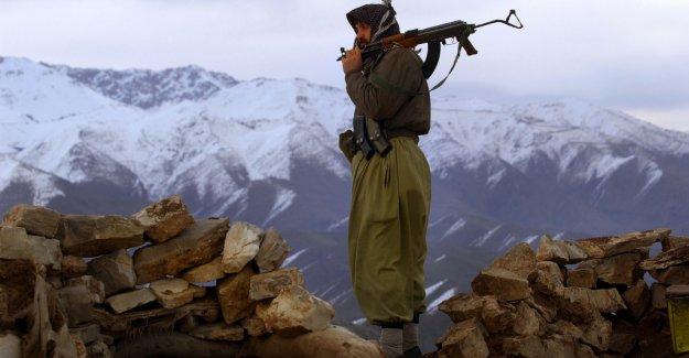 Bingöl'de PKK sığınakları ele geçirildi