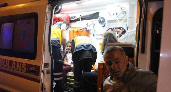 Bolu Dağı Tüneli çıkışında otobüs TIR'a arkadan çarptı