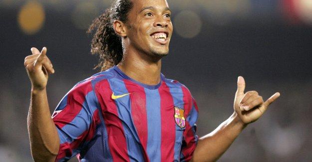 Brezilyalı star Ronaldinho Türkiye'ye geliyor