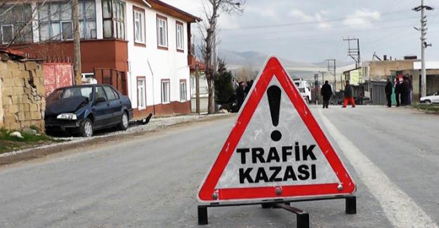 Bugün trafik kazalarında 5 kişi ölürken, 19 kişi yaralandı