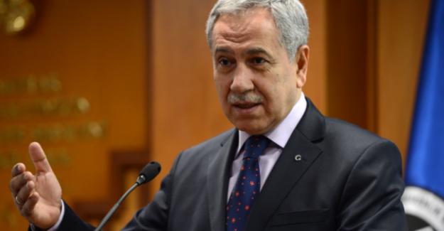 Bülent Arınç yeni parti iddialarına cevap verdi
