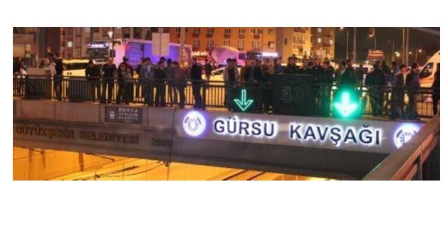 Bursa'da Bomba Yüklü Araç Alarmı!