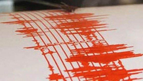 Çanakkale'de 3.5 büyüklüğünde deprem!