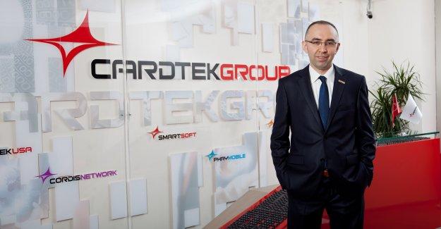 Cardtek, 'Türkiye'nin Ödeme Yöntemi'ne hazır!