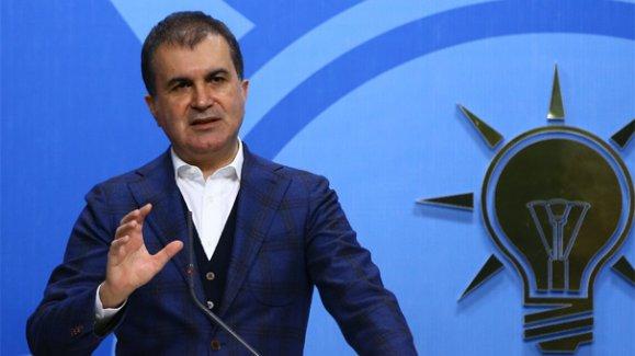 Çelik'ten AK Parti'nin kongre süreci hakkında açıklama