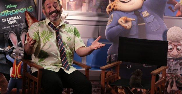 Cem Yılmaz Disney için çalıştı!