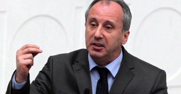 CHP'li Muharrem İnce: Erdoğan için kardeş katli vaciptir